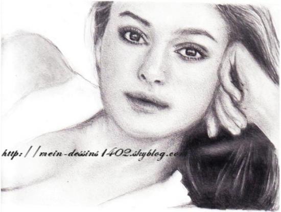 Keira Knightley par mein-dessins1402